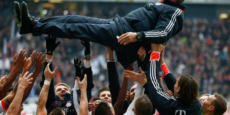 Bundesliga: le Bayern Munich sacré en temps record