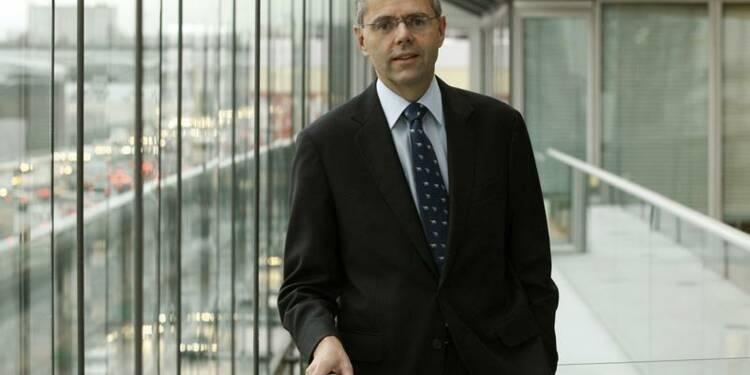 Alcatel-Lucent nomme Michel Combes comme directeur général
