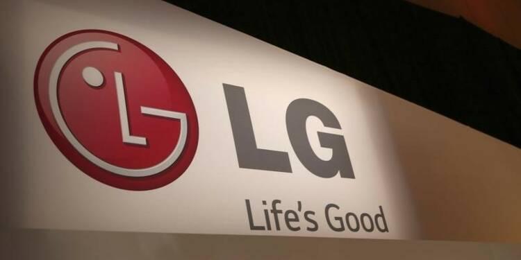 LG Electronics publie des résultats meilleurs que prévu