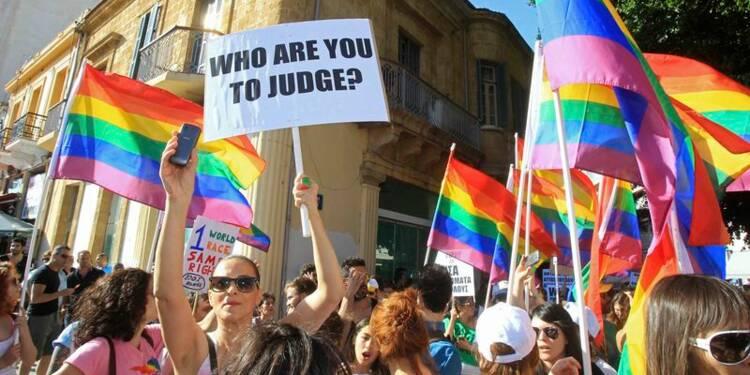 Première Gay Pride à Chypre
