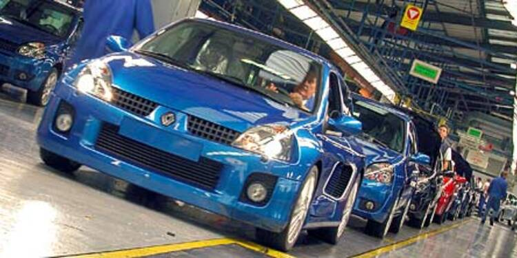 L'action Renault met le turbo