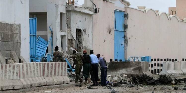 Quinze morts dans l'attaque d'un bureau de l'Onu à Mogadiscio