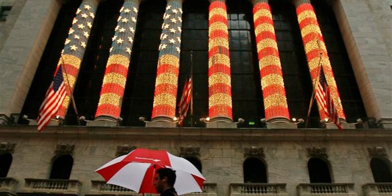 Wall Street ouvre en légère hausse, Dow Chemical grimpe