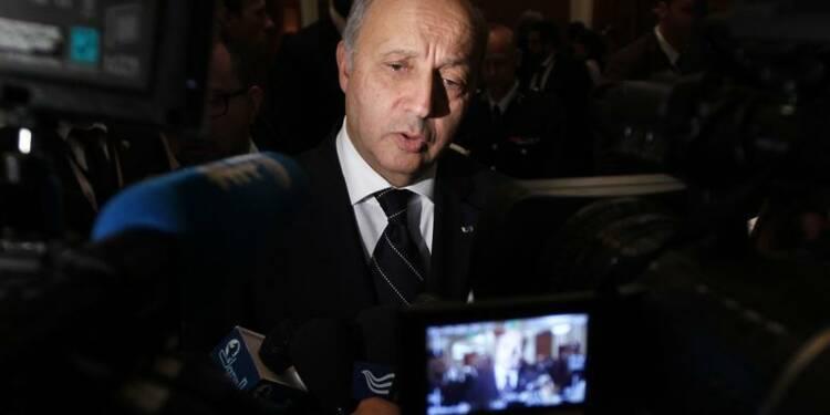 L'accord conclu à Genève est une avancée importante, dit Fabius