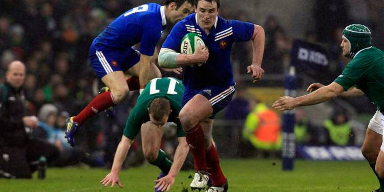 Six Nations: la France arrache un match nul 13-13 en Irlande