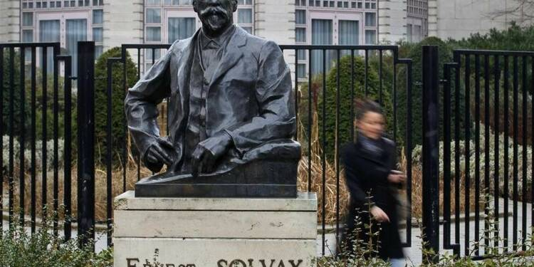 Solvay affiche un bénéfice trimestriel supérieur aux attentes