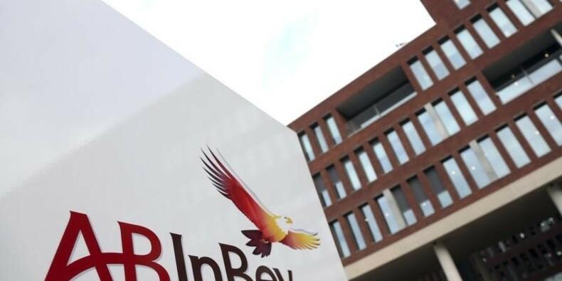 Les coûts marketing pèsent sur le bénéfice d'AB Inbev