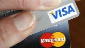 MasterCard et Visa privent deux banques russes de leurs services