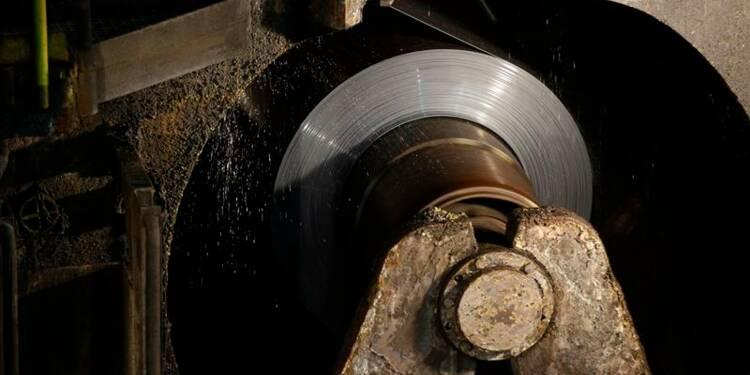 ThyssenKrupp conservera son acier européen