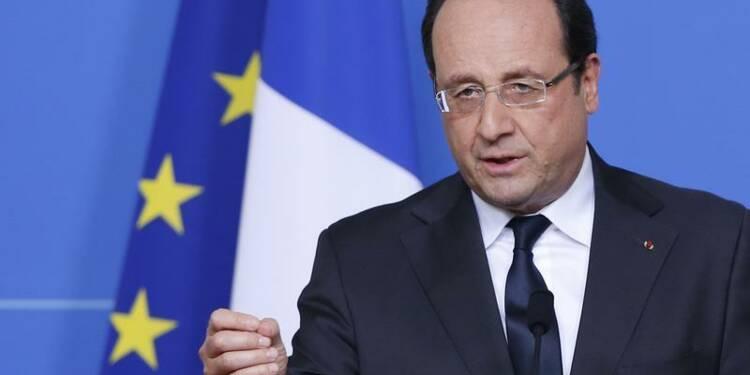 Hollande pour une position européenne commune sur l'espionnage