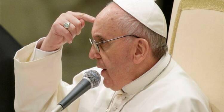 """Le pape François veut """"une Eglise pauvre et pour les pauvres"""""""