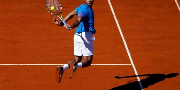 Coupe Davis: Tsonga remet la France et l'Argentine à égalité