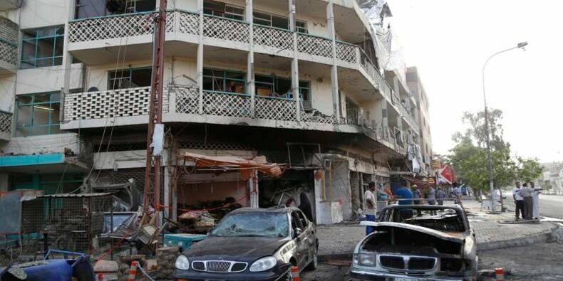 Une vague d'attentats fait plus de 60 morts à Bagdad