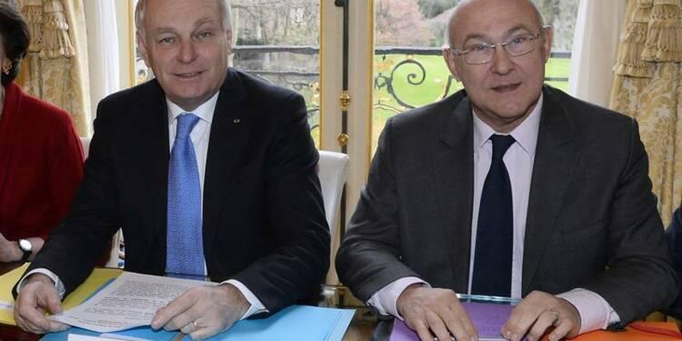 Ayrault veut des propositions sur les contreparties au pacte