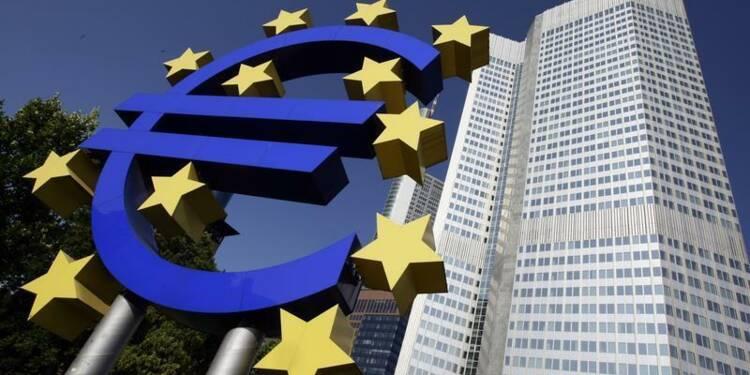 La BCE forcée de s'adapter au ralentissement des prix