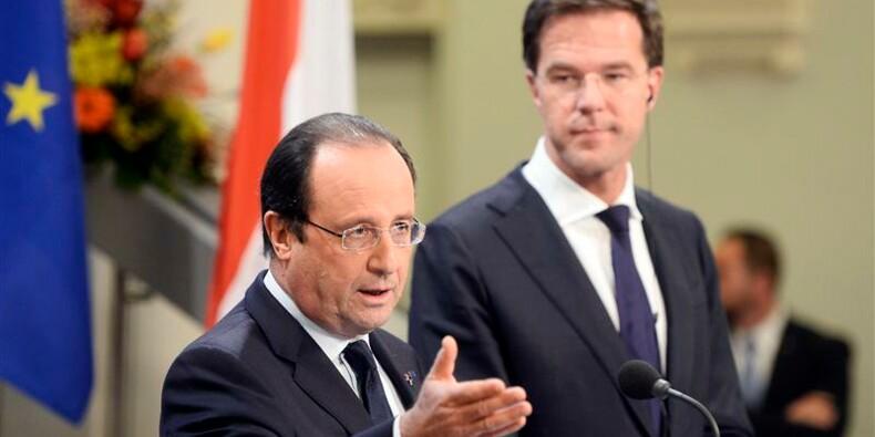 François Hollande le social-démocrate salué aux Pays-Bas