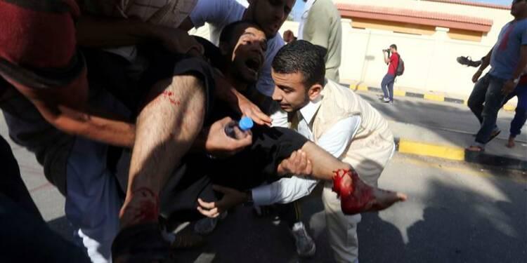 Treize morts dans des affrontements à Tripoli, en Libye