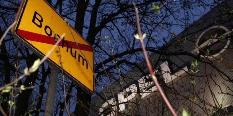La fermeture de l'usine Opel de Bochum coûterait 550 millions