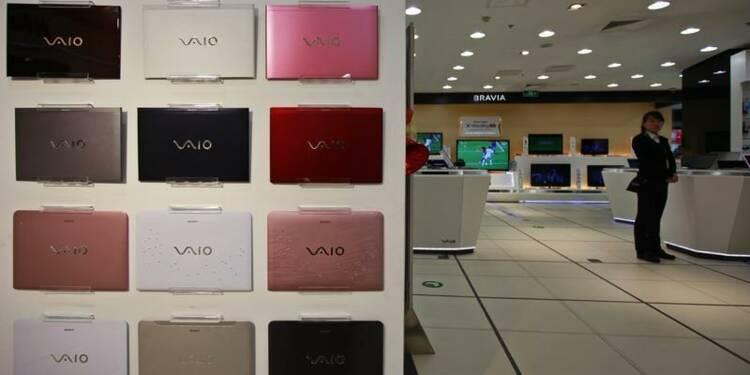 Sony céderait Vaio à un fonds d'investissement japonais