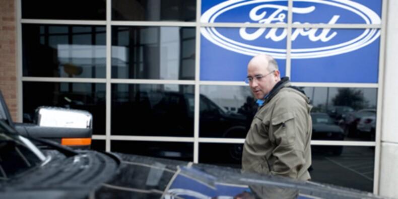 Ford, le miraculé de l'automobile