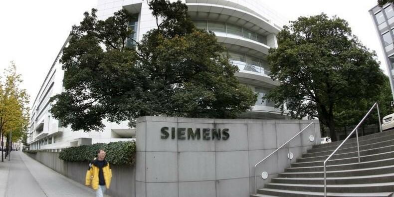 Siemens voudrait plus d'informations pour une offre sur Alstom