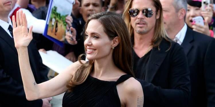 Première apparition publique d'Angelina Jolie après sa mammectomie