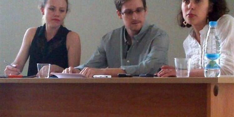 Edward Snowden va demander l'asile provisoire à la Russie