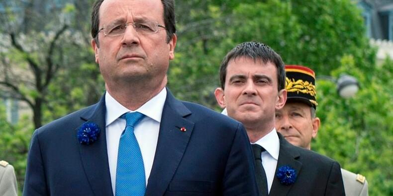 François Hollande fait du 8 mai un plaidoyer pour l'Europe
