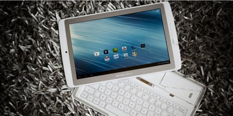 Archos rachète Logic Instrument pour devenir leader des tablettes professionnelles