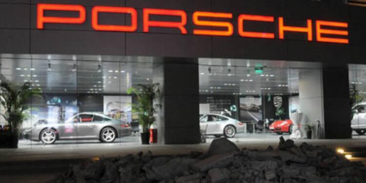Chez Porsche, l'occasion sert d'hameçon