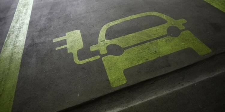 Net recul des ventes de voitures électriques en avril en France