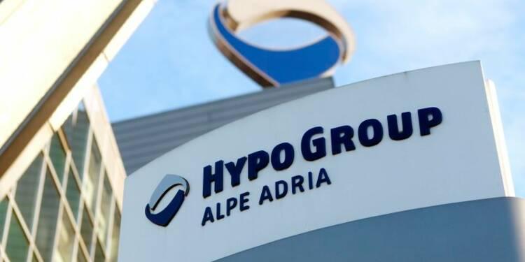 Vienne autorise une injection de capital dans la banque Hypo