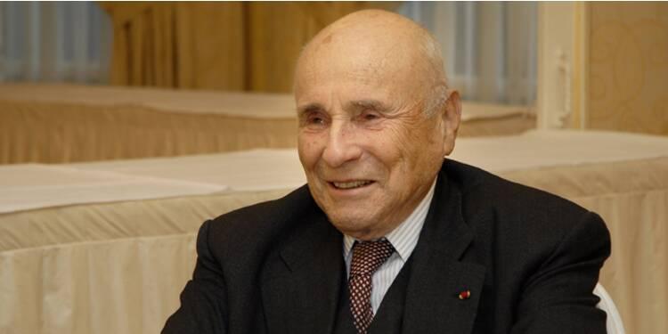 Antoine Bernheim, figure de la finance française, est mort