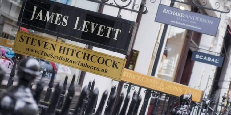 6acc25052e7d50 Dans le club huppé des maîtres tailleurs de Savile Row - Capital.fr