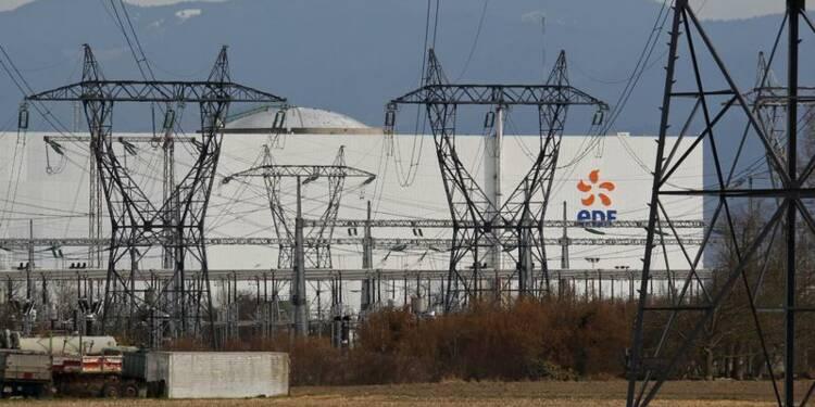 EDF a profité de la vague de froid au 1er trimestre