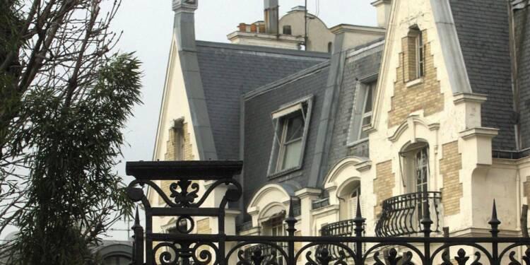 villa montmorency chass s par les imp ts les. Black Bedroom Furniture Sets. Home Design Ideas