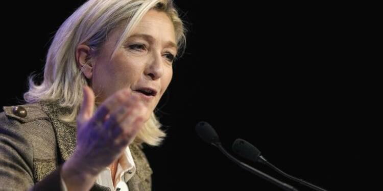 Marine Le Pen fédère, pas les propositions du FN