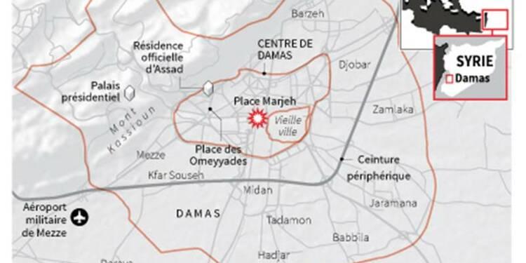 Double attentat meurtrier en plein coeur de Damas
