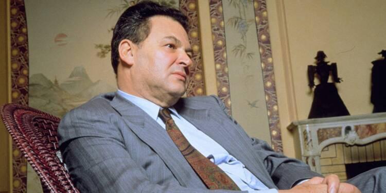 Maurice Bidermann, l'ex-roi du Sentier, joue à cache-cache avec le fisc