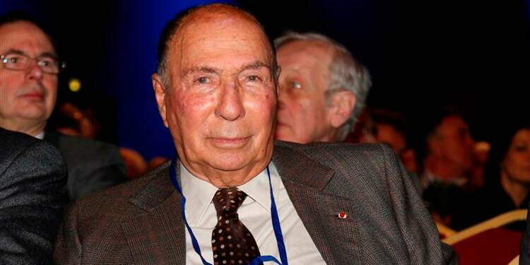 Serge Dassault en garde à vue à Nanterre