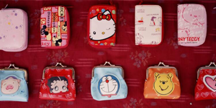 Hello Kitty contre Disney Princess, la bagarre de la rentrée