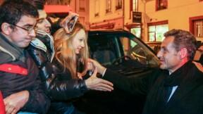 Nicolas Sarkozy teste sa popularité lors des concerts de Carla