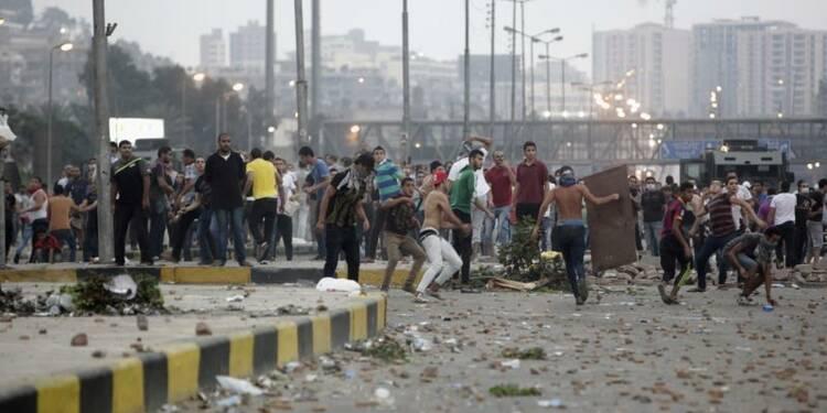 Plus de 70 tués dans l'intervention contre les pro-Morsi-Frères