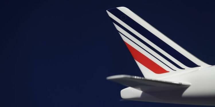 Hausse de 0,9% du trafic passagers d'Air France-KLM en novembre