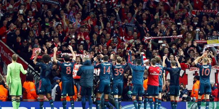 Ligue des champions: le Bayern bien parti, l'Atlético aussi
