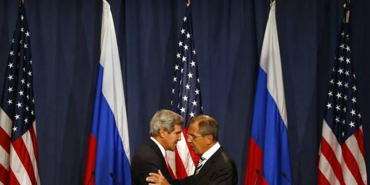 Accord américano-russe sur les armes chimiques syriennes
