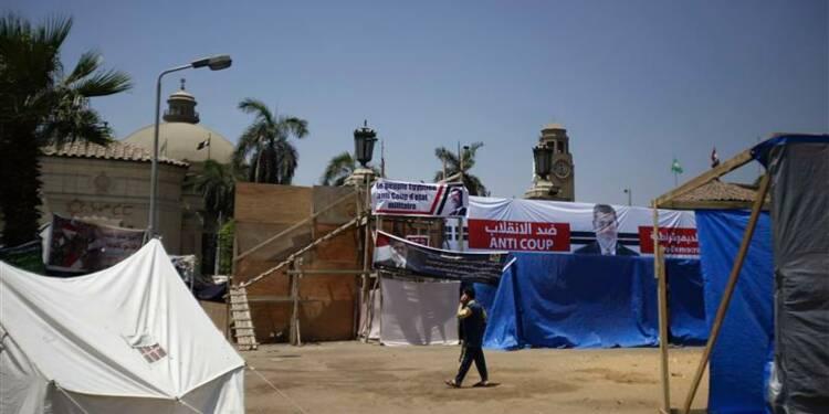 Les partisans de Mohamed Morsi appellent à défiler en masse