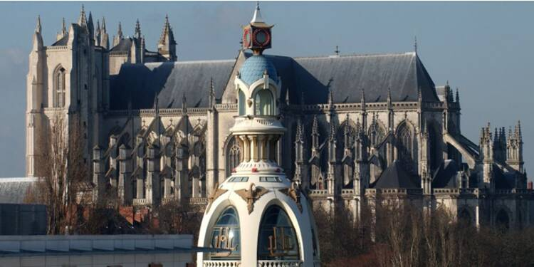 Nantes :appartements et maisons avec jardin vendus sur plan à partir de 2500 euros le mètre carré