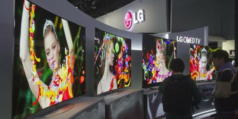 Bénéfice en baisse mais meilleur que prévu pour LG Display