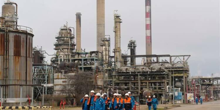 Les Egyptiens retirent leur offre pour la reprise de Petroplus